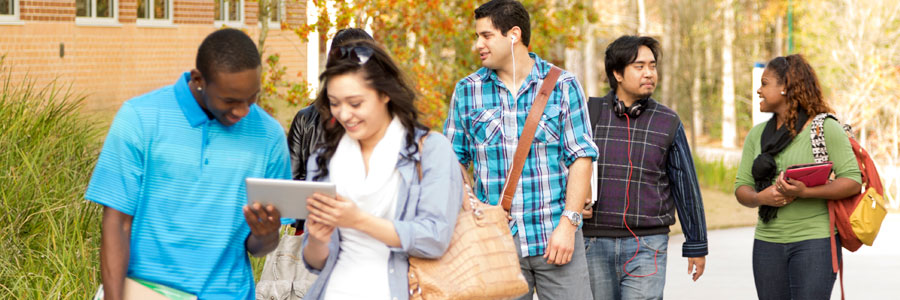 Higher Education Mobile Solutions